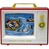 Fisher Price - 33637 - Télévision Musicale