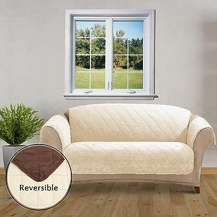 Hello Laura Deluxe Reversible acolchado Protector de muebles para ...