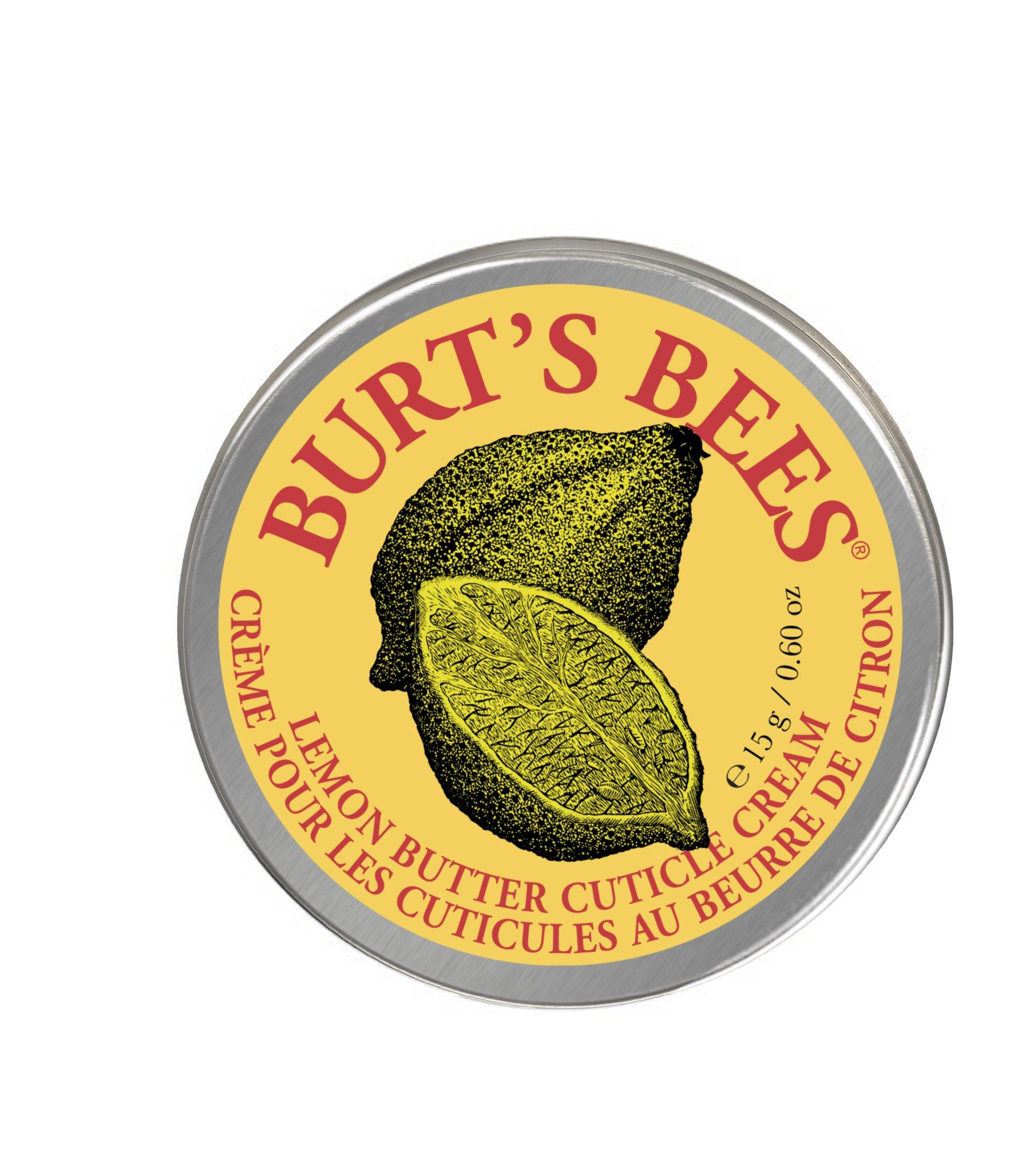 Burt's Bees Lemon Butter Nagelhautcreme, 1er Pack (1 x 15 g) product image