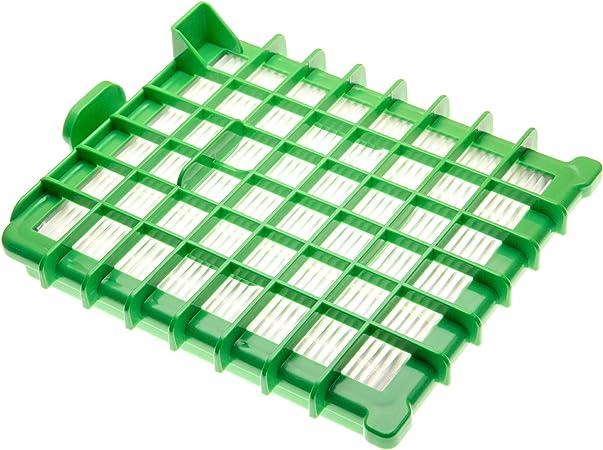 vhbw filtro de aspirador compatible con Rowenta RO544511/410, RO546311, RO546311/410, RO5463FA/410, RO547311/410, RO5485 filtro Hepa: Amazon.es: Hogar