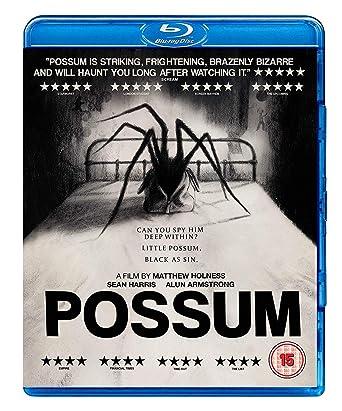 Possum [Blu-ray]: Amazon co uk: Sean Harris, Alun Armstrong, Matthew