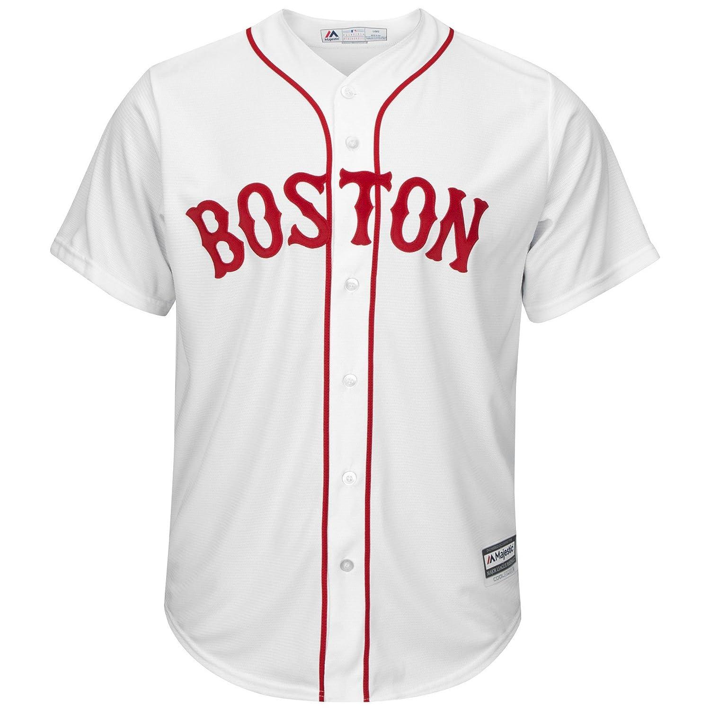 Majestic Boston Red Sox MLB Cool Base u.bsv Alternate Home