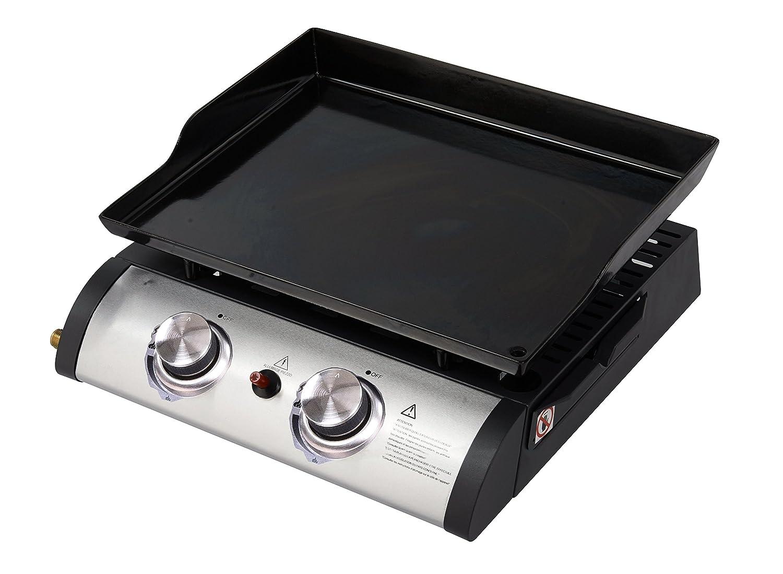 Grill Grill tragbar A GAS Qlima fpg102schwarz 5000Watt–Portable Gas Grill