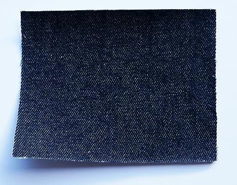 fce1123277f One pair Iron On Dark Blue denim toppe per jeans 10 cms x 13 cms ...