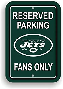 Fremont Die NFL New York Jets Team Sign, 12