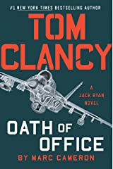 Tom Clancy Oath of Office (Jack Ryan Universe Book 26) Kindle Edition