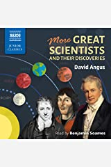 More Great Scientists and Their Discoveries Audible Audiobook