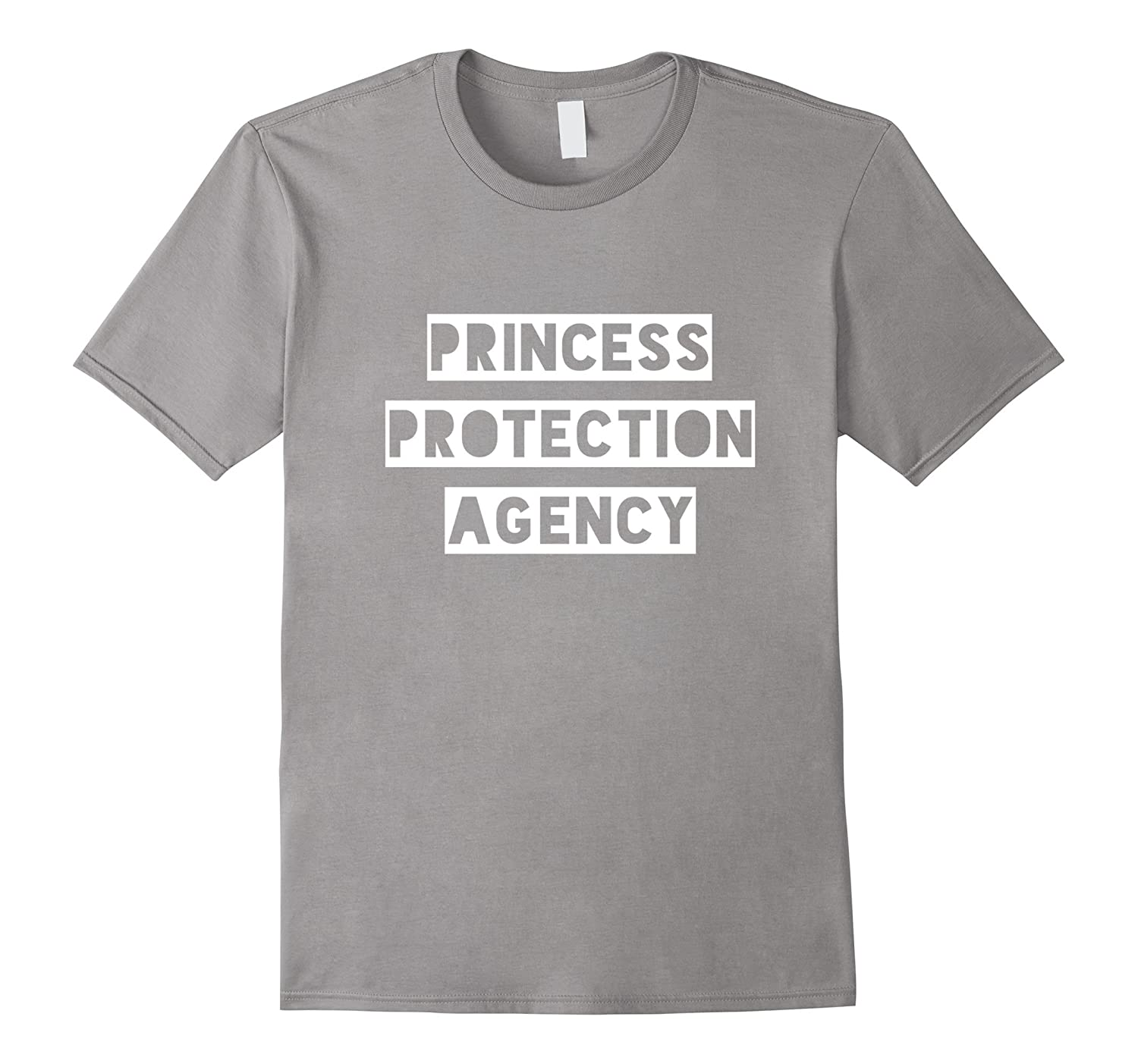 Princess Protection Agency best father daughter gift t-shirt
