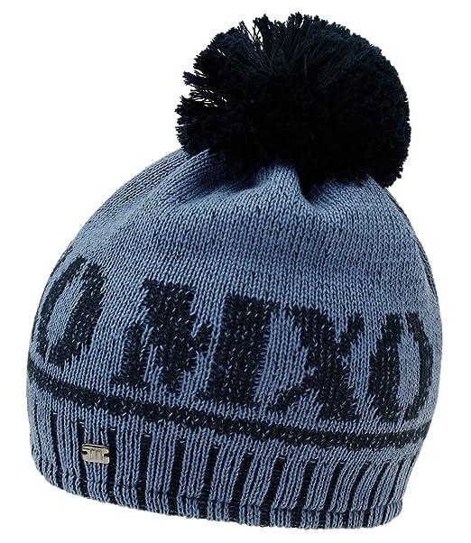 Maximo Berretto Con Pompon Di Lana Cappello Invernale In Maglia Protezione  Ragazzo Cappellino Per Bambini E fd1b0d161a48