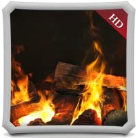 Glary Fireplace HD - Wallpaper & Themes