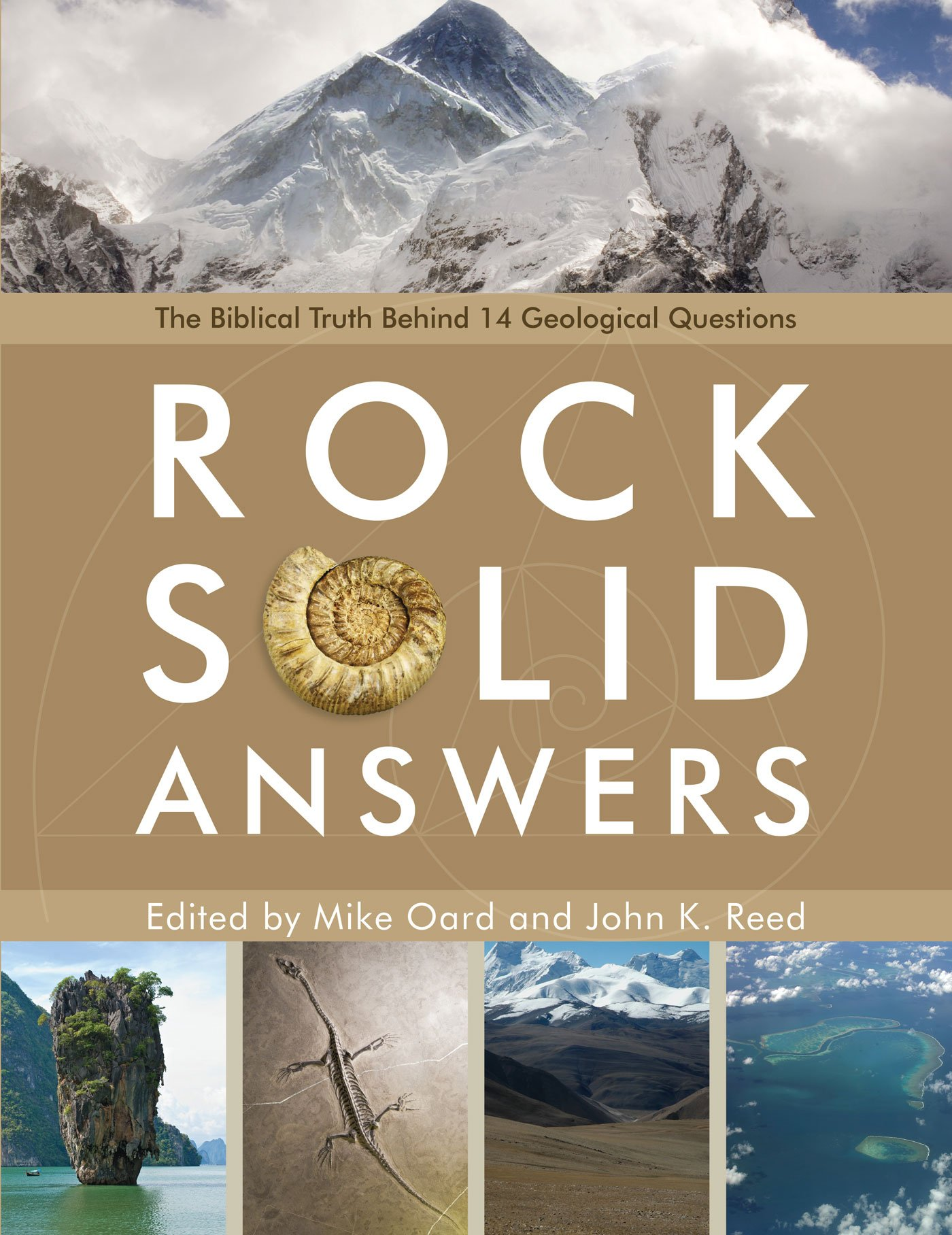 Download Rock Solid Answers: The Biblical Truth Behind 14 Geologic Questions pdf
