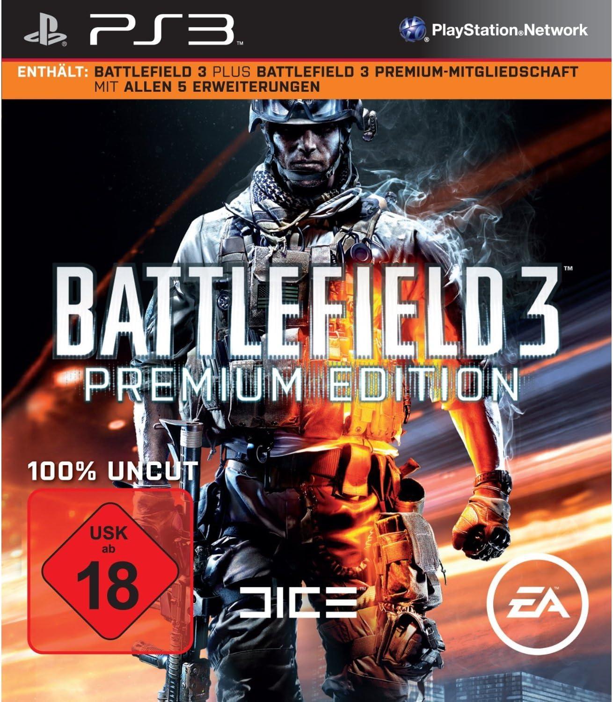 Battlefield 3 - Premium Edition [Importación alemana]: Amazon.es: Videojuegos