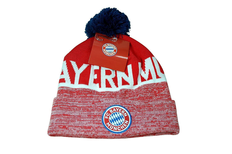 FC Bayern 公認商品 サッカー ビーニー One Size  B07HGZ371H