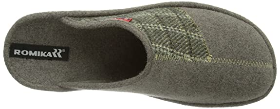 fea9ac22 Romika Mikado H 45, Zapatillas de Estar por casa para Hombre, Taupe 306, 47  EU: Amazon.es: Zapatos y complementos