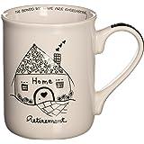 Enesco Children of the Inner Light Retirement Stoneware Gift Mug, 16 oz.