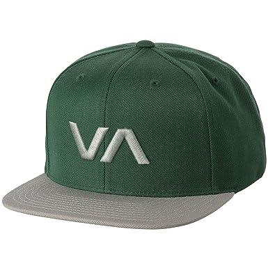 e90c80ea8fe Image Unavailable. Image not available for. Color  RVCA VA Snapback II Hat  ...