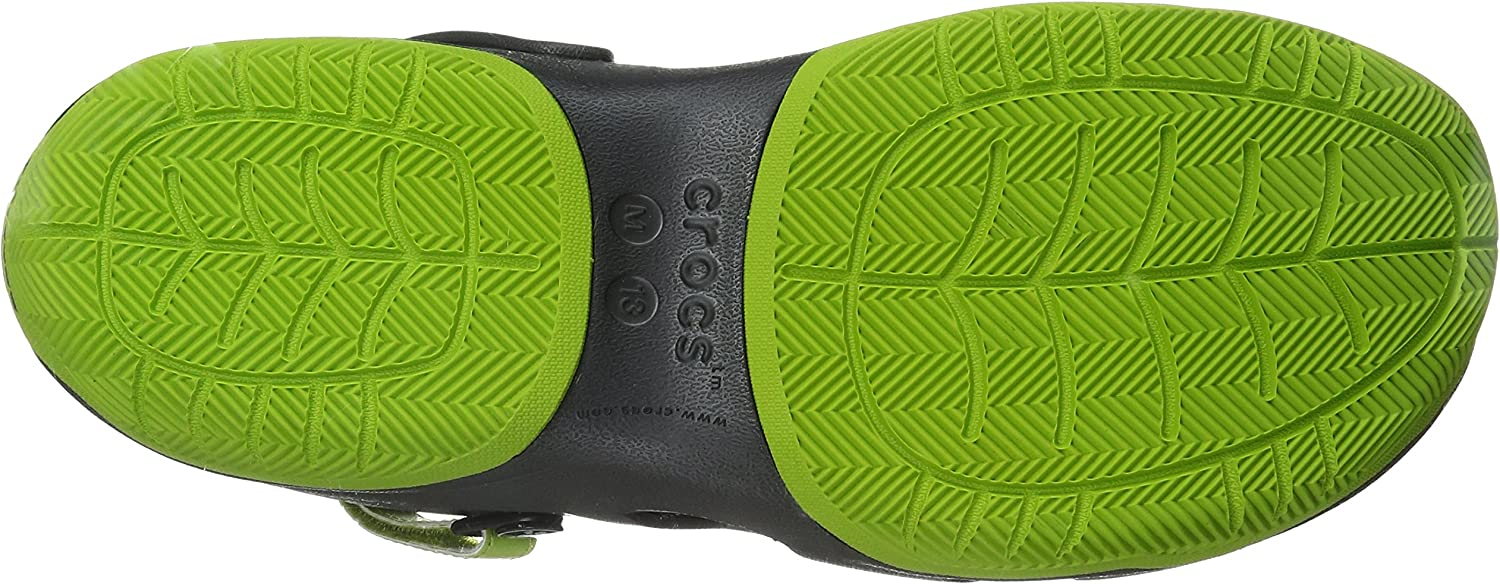 Zuecos para Hombre Crocs Swiftwater Deck Clog Men