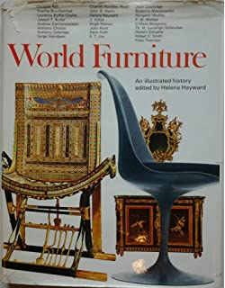World Furniture Illustrated History From Earliest Times