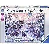 Ravensburger 19146 8 - Lupi Artici, Puzzle 1000 Pezzi
