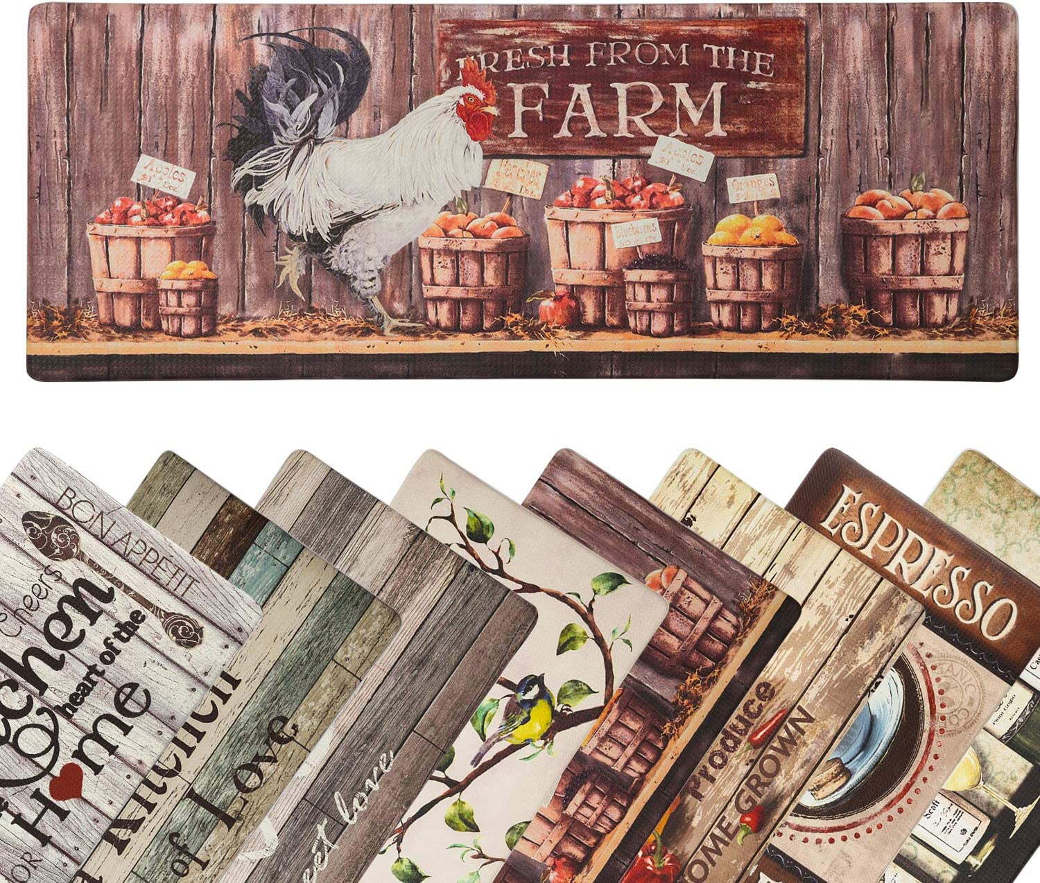 Farmhouse Kitchen Mats