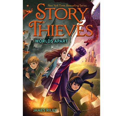 Worlds Apart Story Thieves Book 5 Kindle Edition By Riley James Children Kindle Ebooks Amazon Com