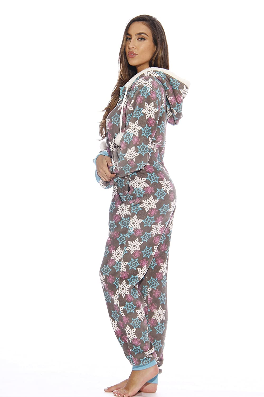 Just Love Adult Onesie//Pajamas