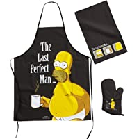 United Labels 0806495 - Barbecue Set Simpsons