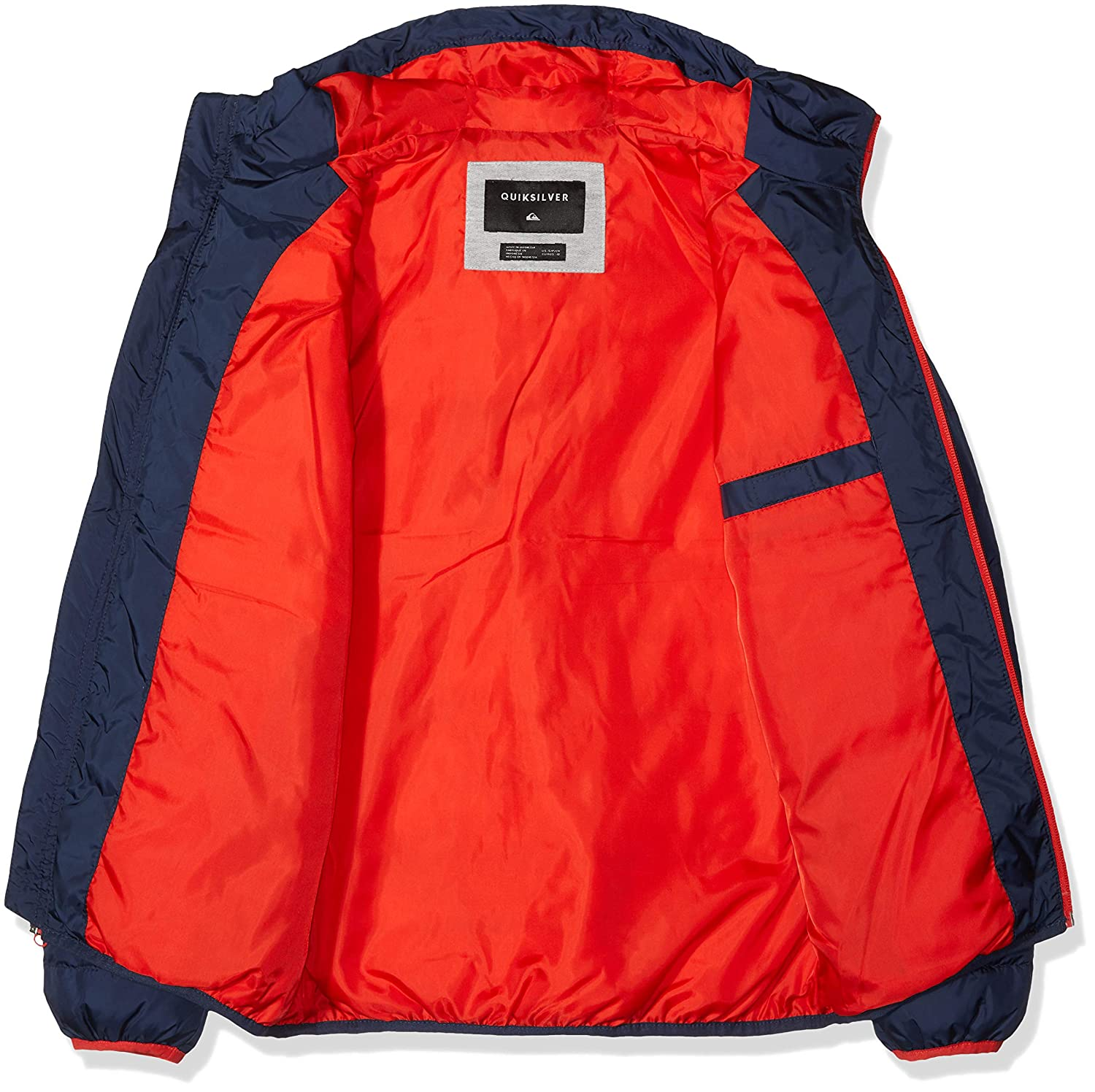 Quiksilver Scaly Giacca Unisex Bambini