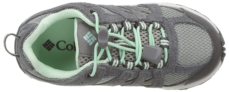 Columbia Kids Unisex Redmond Waterproof Hiking Shoe YOUTH REDMONDTM WATERPROOF K