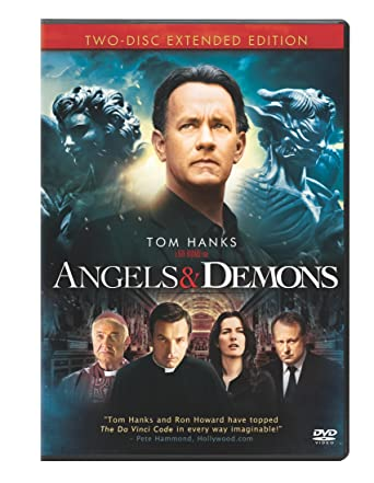 Amazon Com Angels Demons Two Disc Extended Edition David
