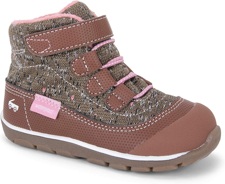 See Kai Run Sam Waterproof Boots for Kids