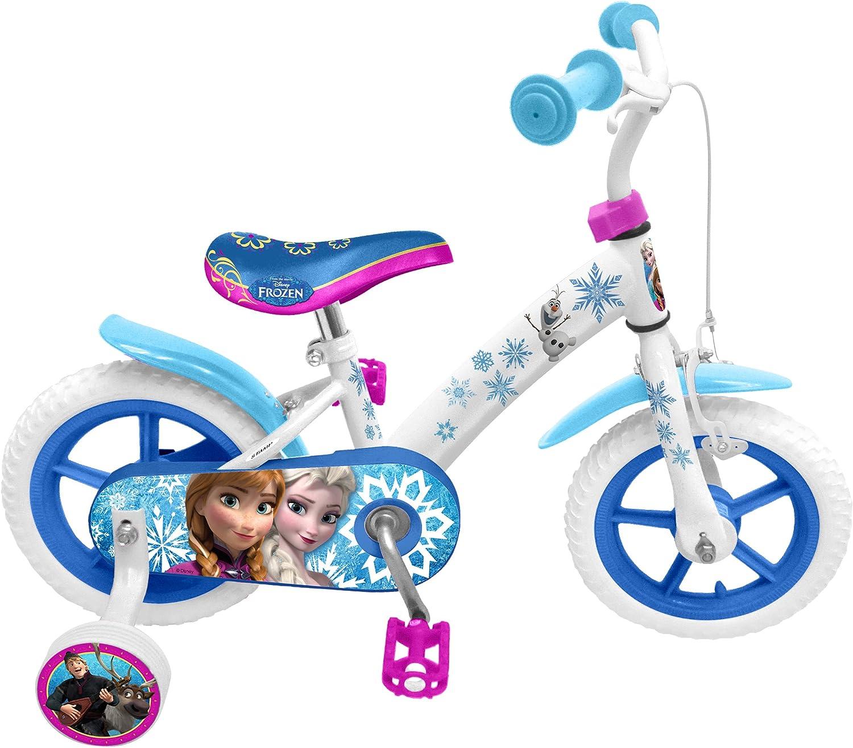 Stamp Sas Frozen Bicicleta, Niñas, Multicolor, 3+ años: Amazon.es ...