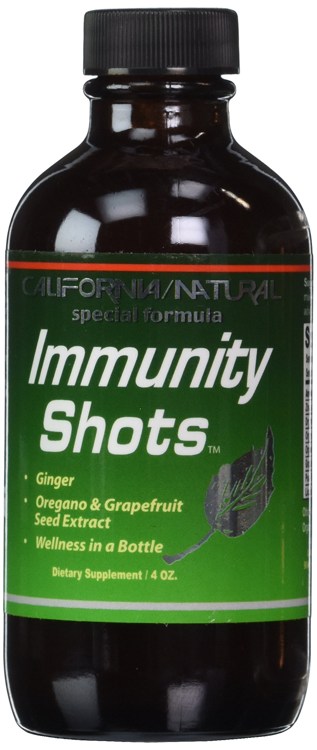 California Natural Immunity Shots, 4 Fluid Ounce