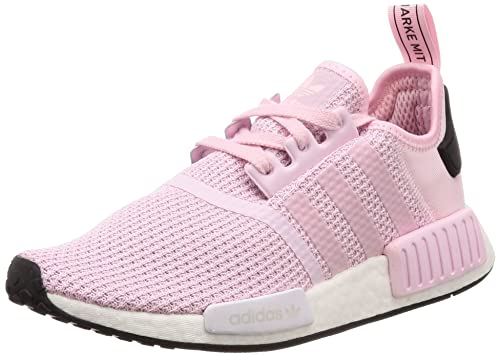 Image Unavailable. Image not available for. Color  adidas Originals Women s  NMD R1 Sneakers Pink ... 8fc9a2b224