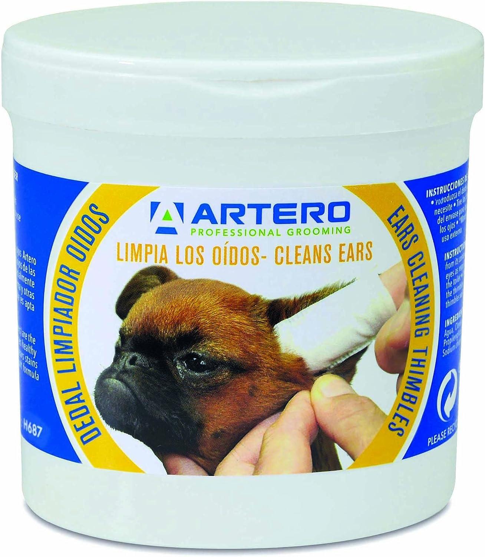 Artero Dedales Limpiadores para los oídos de Perros y Gatos