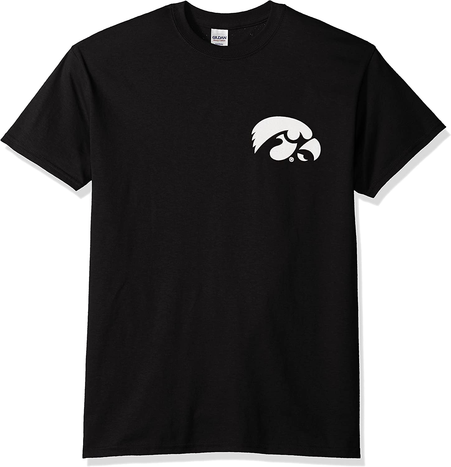 New World Graphics NCAA Floral Short Sleeve