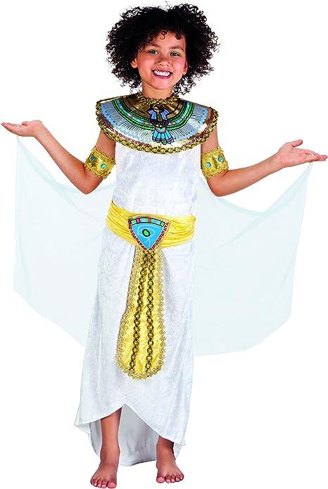 Boland 82125 - Niño Disfraz Princesa egipcia, tamaño 140: Amazon ...