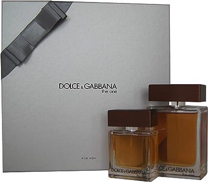 Dolce & Gabbana The One, Set de fragancias para hombres 130 ml.