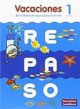 Vacaciones de Repaso 1Prim cast - 9788468030494