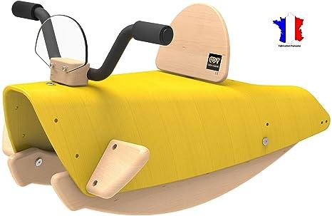 Sedie A Dondolo In Legno Per Bambini : Chou du volant moto a dondolo in dondolo è sedia cavallo a