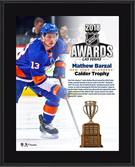 eefc1a1e8 Amazon.com  Mathew Barzal New York Islanders 10.5