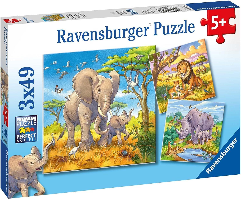 Ravensburger Puzzle 1500 Pieces Snuggle