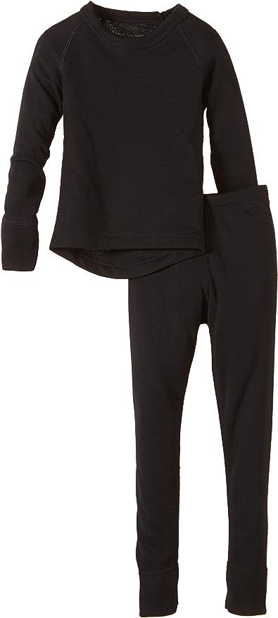 F.lli Campangolo Childrens Functional Underwear black Size:176