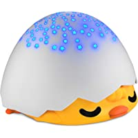 SleepyMe Smart Sleep Soother | White Noise Sound Machine | Star Projector in 3 Colors | Baby Gifts | Portable Sleep Aid Night Light with 10 Songs for Crib | Shusher Sound Machine from Birth to School