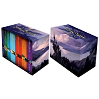 Harry Potter Box Set: The Complete Collection (ANGLAIS)