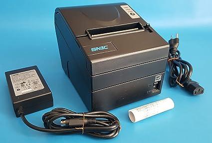 Amazon.com: SNBC - Serie BTP-R880NP/Impresora con receptor ...