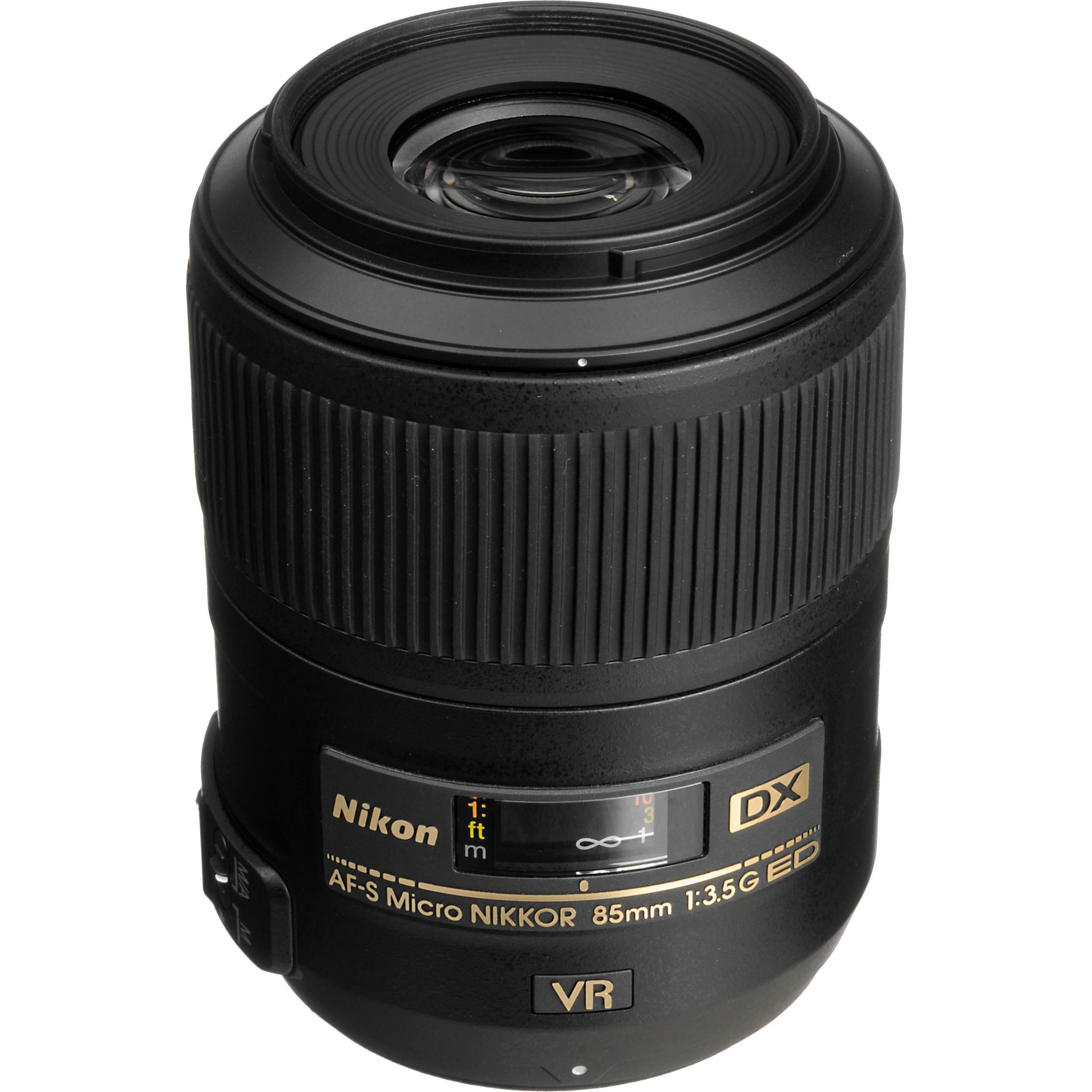 Nikon AF-S DX Micro NIKKOR 85mm f/3.5G ED VR Lens Advanced Bundle by Nikon (Image #2)