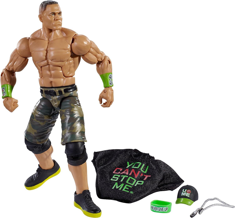 WWE Elite Collection Series #34 John Cena Action Figure