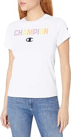 Champion Womens GT18H The Original Tee Short Sleeve T-Shirt