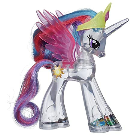 My Little Pony Rainbow Shimmer Princess Celestia Figure Discontinued By Manufacturer